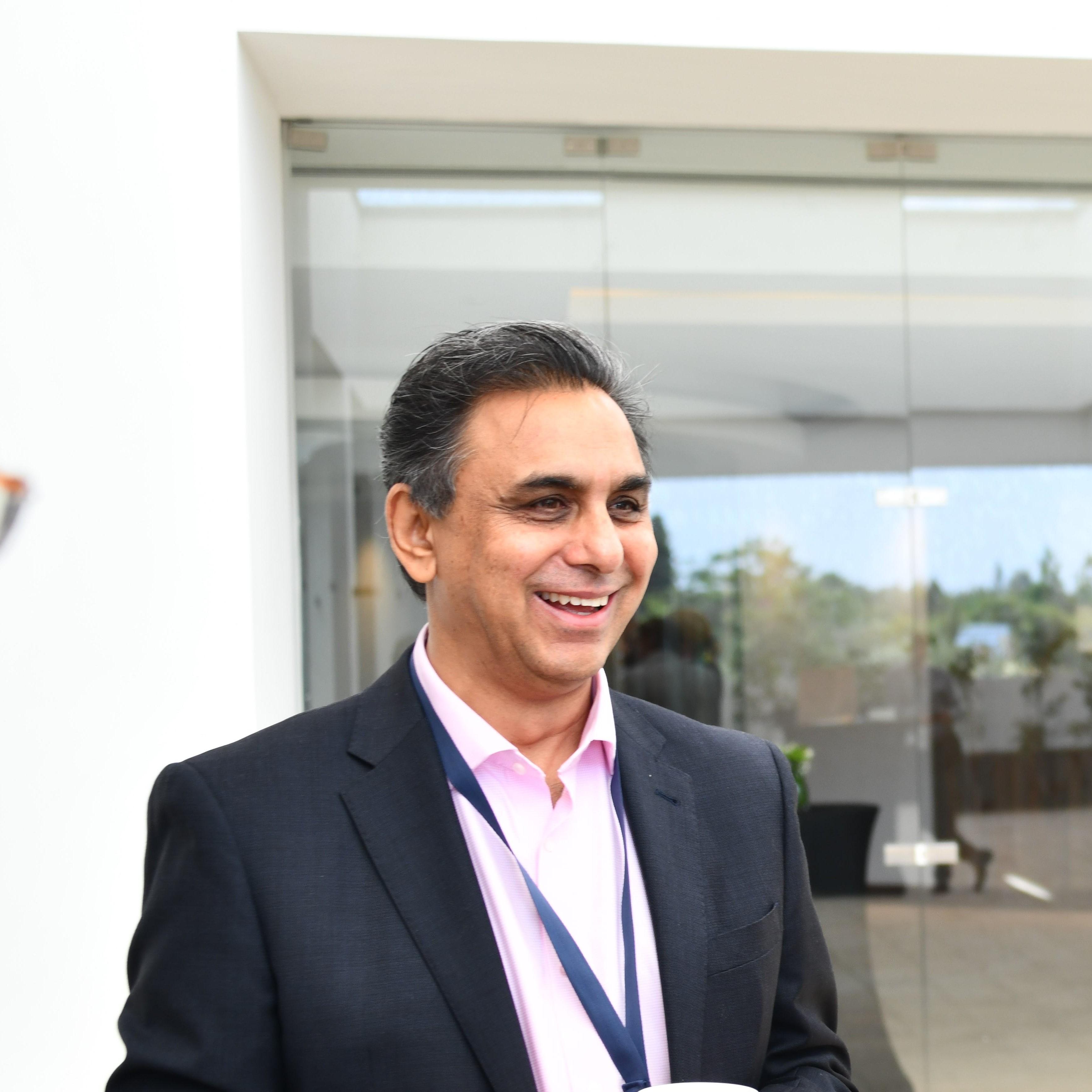 Vinay Sanghrajka